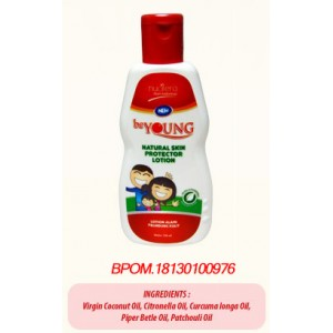 be Young Natural Skin Protector Lotion