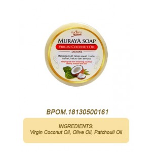 Muraya Soap Virgin Coconut Oil